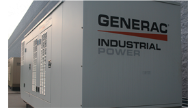 Backup Power Generation